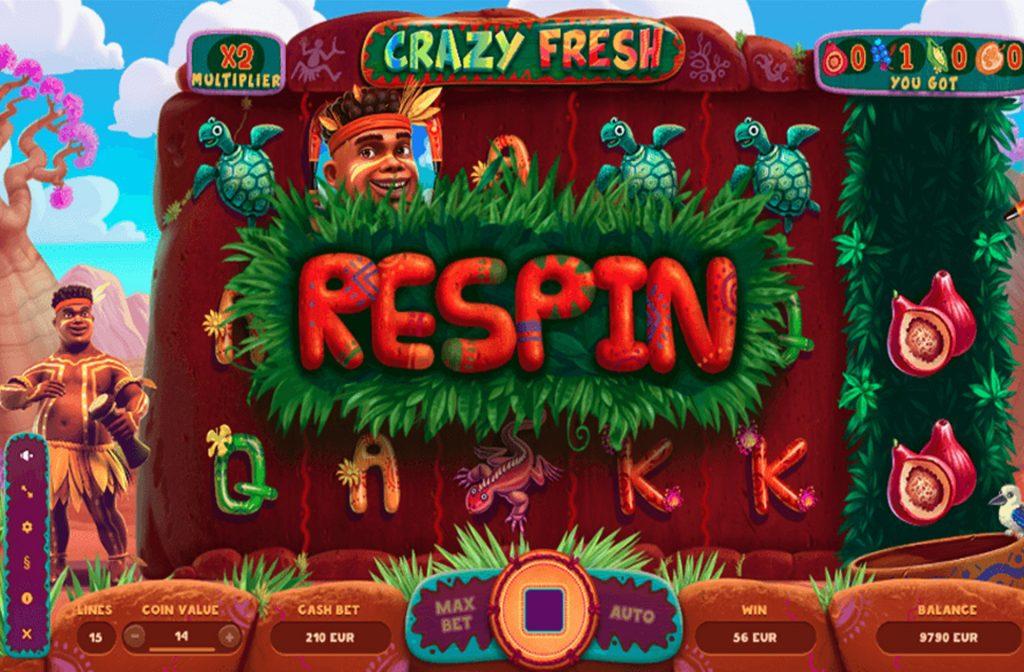 Bij Crazy Fresh zijn er diverse bonussen te verdienen die voor mooie geldprijzen kunnen zorgen