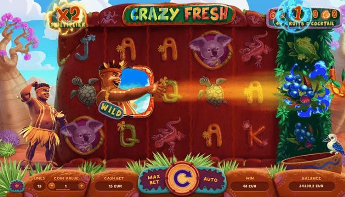 Crazy Fresh Gameplay