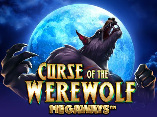 Curse of the Werewolf Megaways Logo1