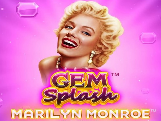 Gem Splash Marilyn Monroe