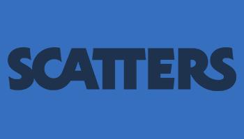 Groot Logo Scatters