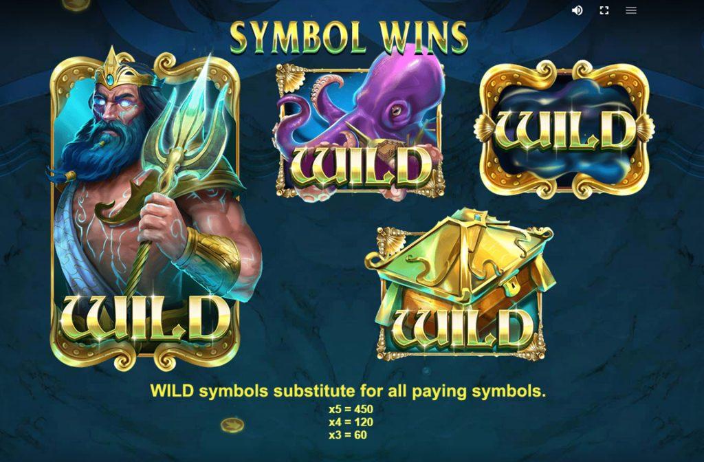 De kleurrijke Wild symbolen zorgen niet alleen voor een mooie gameplay, maar ook voor mooie bonussen