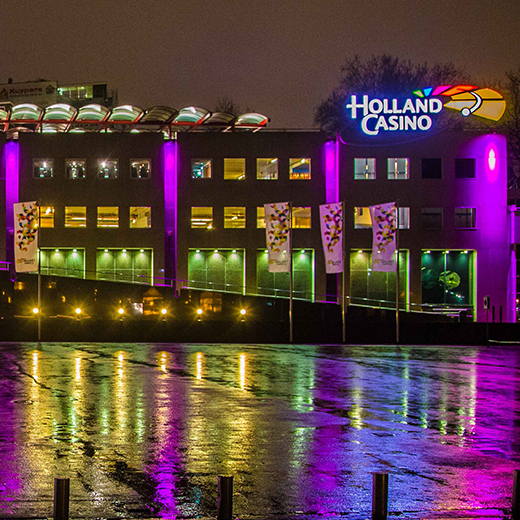 Holland Casino weer open