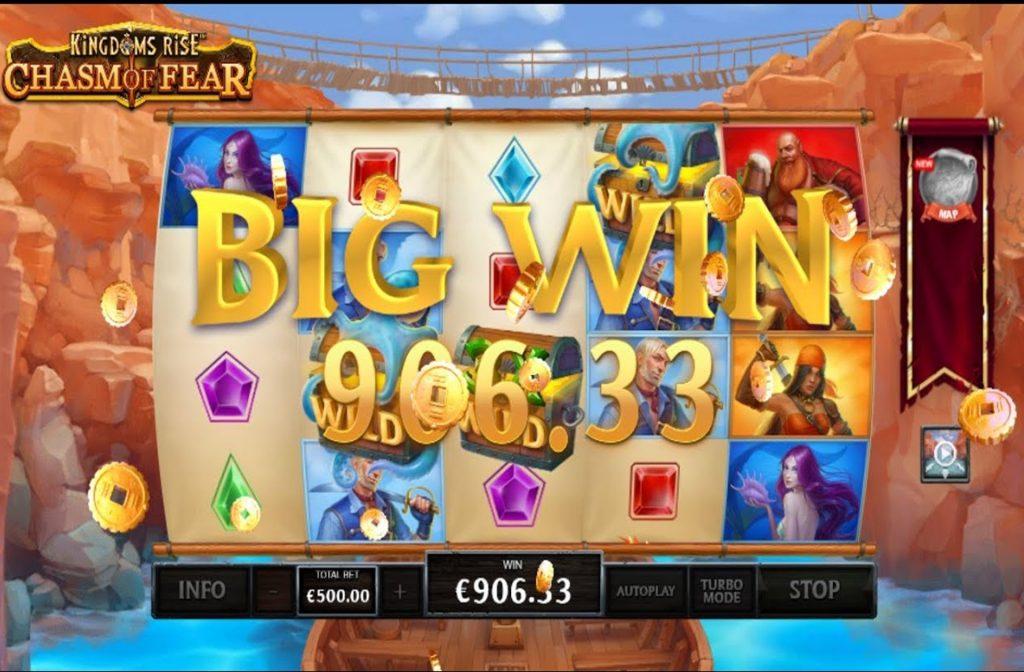 Door de vele winmanieren en hoge RTP die dit spel rijk is kun je mooie geldbedragen winnen