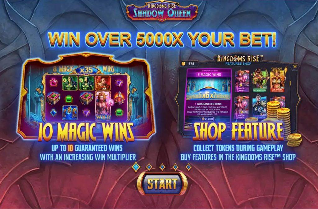 Er zijn diverse bonussen die dit spel extra interessant maken en voor mooie geldprijzen kunnen zorgen