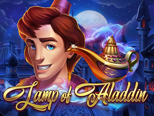 Lamp of Aladdin Logo