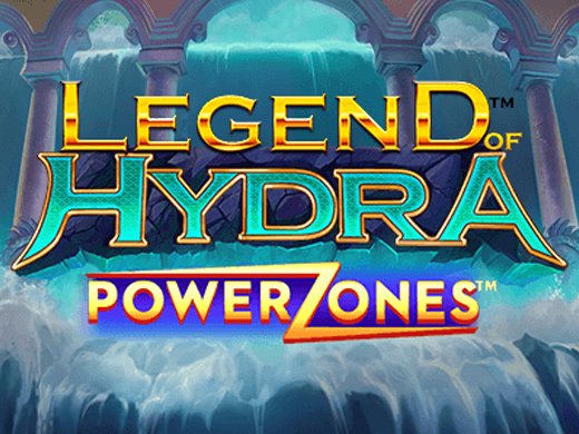 Legend of Hydra Power Zones Logo
