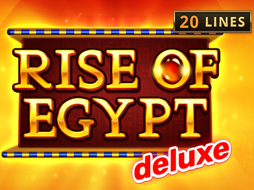 Rise of Egypt Deluxe Logo1