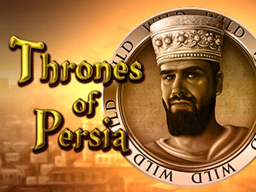 Thrones of Persia Logo
