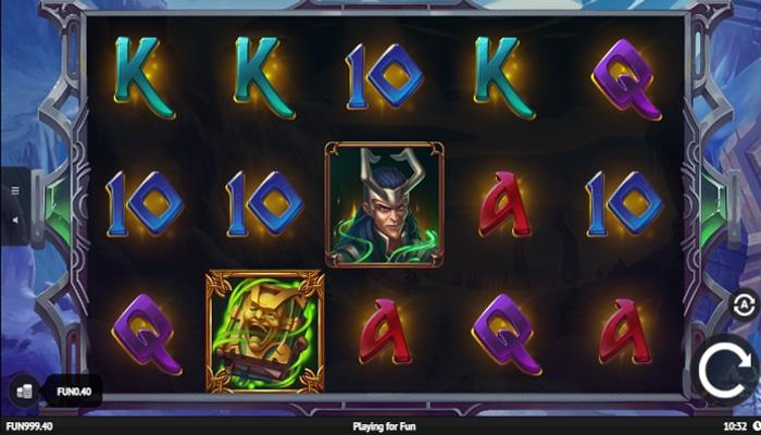 Book of Loki Gameplay