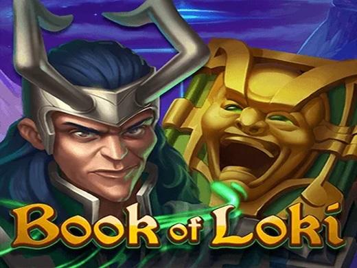 Book of Loki Logo