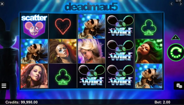 Deadmau5 Gameplay