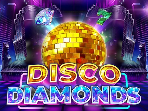 Disco Diamonds Play n Go gokkast2