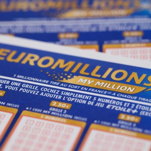 Euromillions jackpot in Frankrijk gevallen