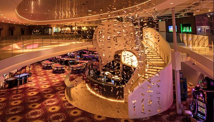 Holland Casino's zijn leeg