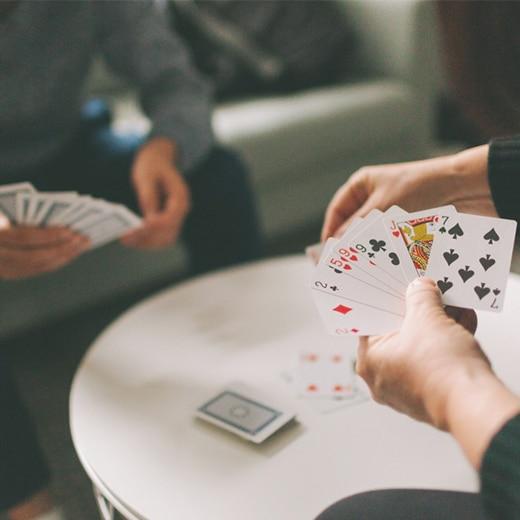 Kaartspellen spelen