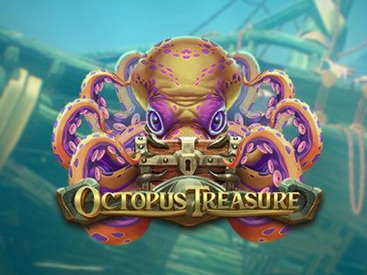 Octopus Treasure Play N Go gokkast2