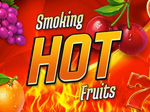 Smoking hot fruits 1x2 gaming gokkast