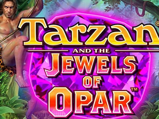 Tarzan and the jewels of Opar Microgaming gokkast2