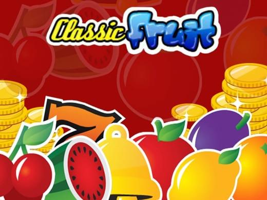 Classic Fruit Logo