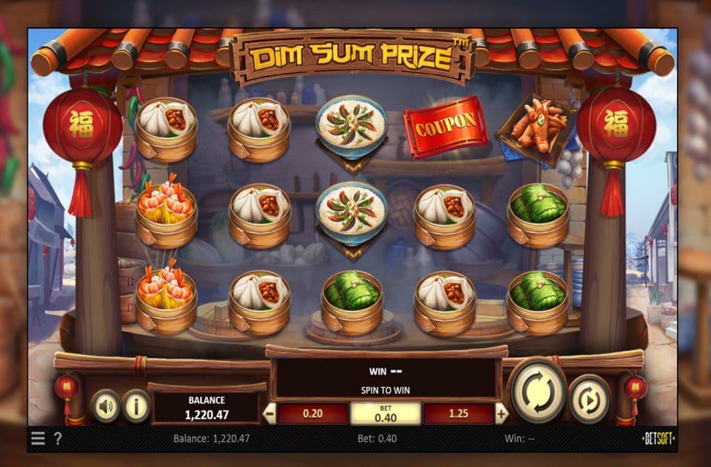 De Dim Sum Prize gokkast is ontwikkeld door spelprovider Betsoft