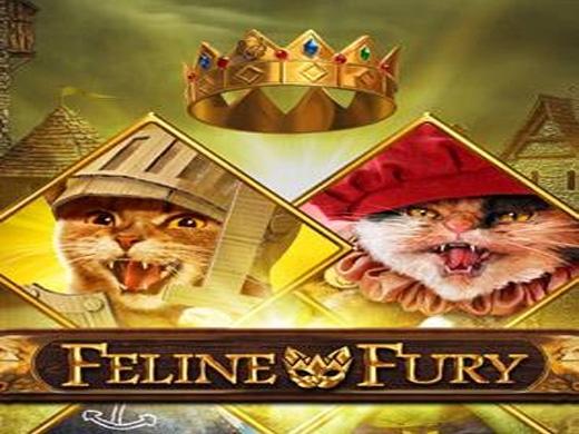 Feline Fury Logo1