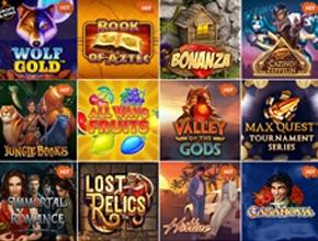 Kies je meest favoriete gokkast online