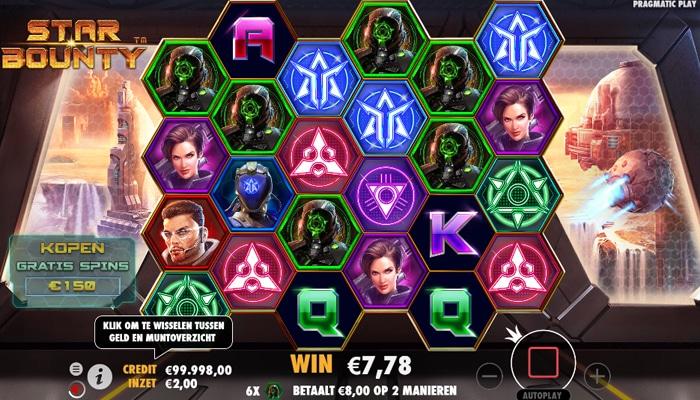 Star Bounty Gameplay
