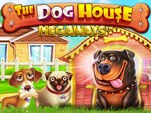 The Dog House Megaways Logo