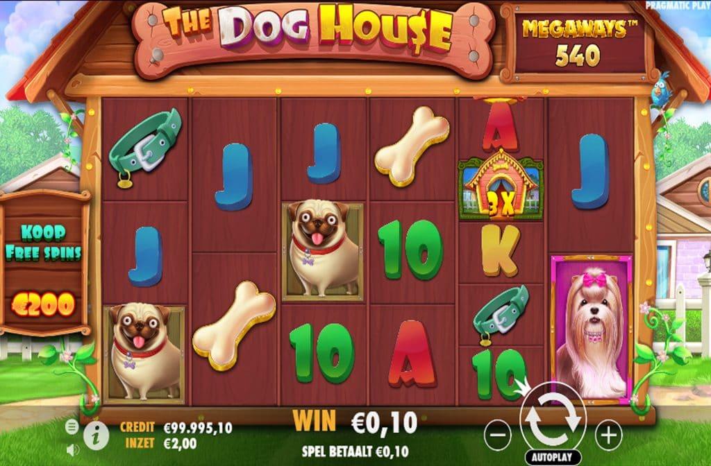 Spelprovider Pragmatic Play heeft deze gokkast ontwikkeld