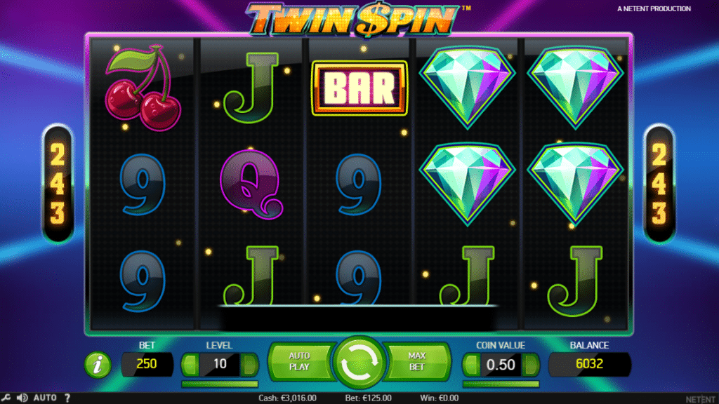 Twin Spin Gameplay