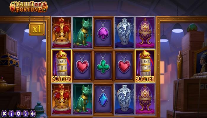 Vault of Fortune Gameplay