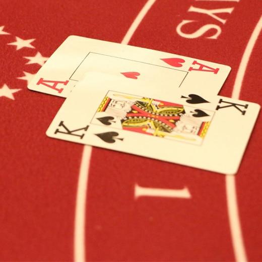 Beter worden in blackjack