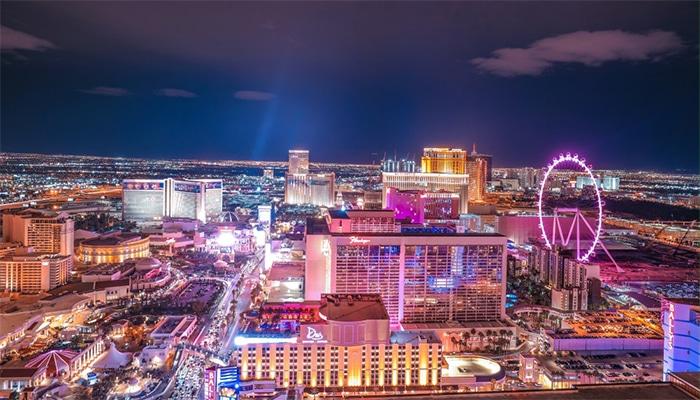 In Las Vegas staan de meest fantastische casino's