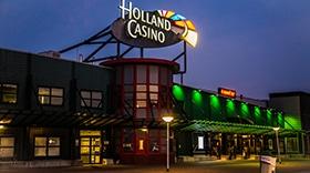 Holland Casino Leeuwarden Buitenzijde