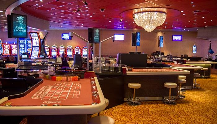 Holland Casino Zandvoort is niet groot