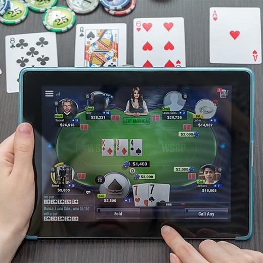 Online casino tafelspel beter dan landbased