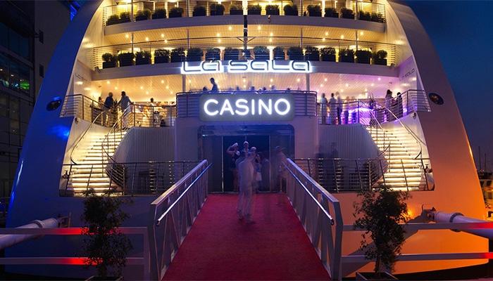 Sunborn Superyacht Hotel and Casino
