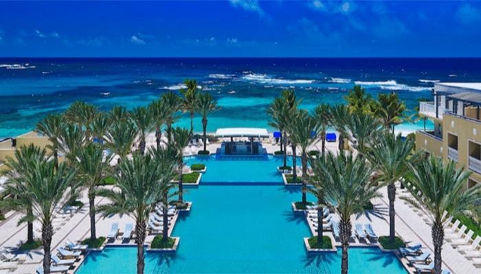 Westin's Dawn Beach Resort Sint Maarten
