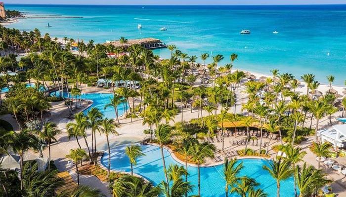 BCB Hilton Caribisch gebied casino