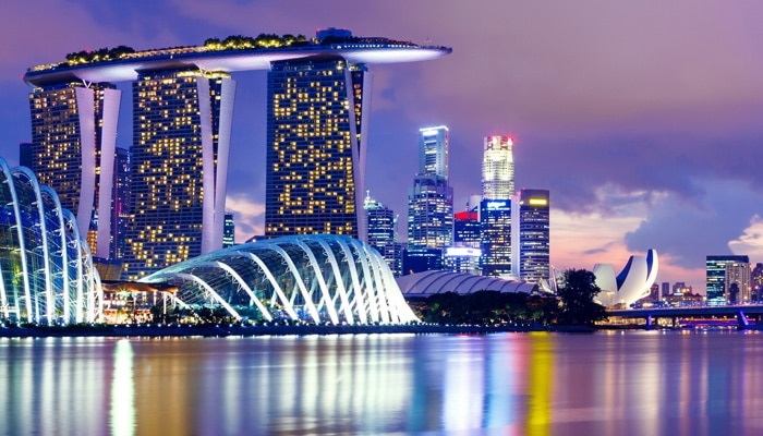 BCB Singapore Azië casino
