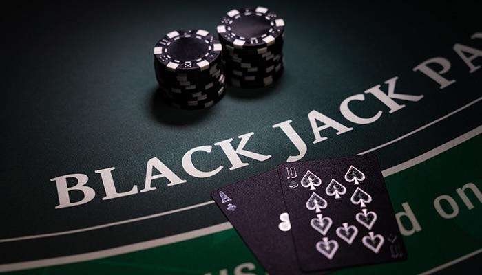 Blackjack tienen tellen