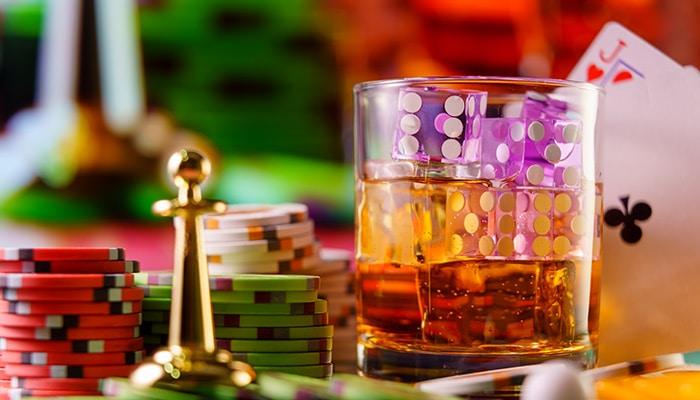 BCB Drank bij het casino
