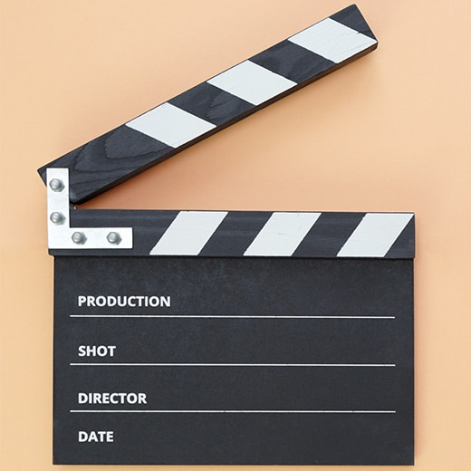 BCB Gokkast met filmthema