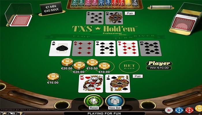 BCB Texas Hold'em