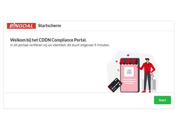 CDDN Compliance Portal